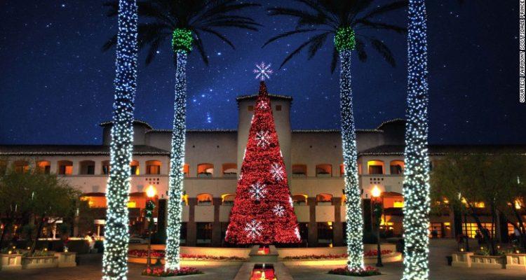 Fairmont Scottsdale Princess Hotel.