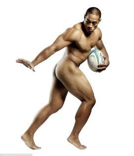 Rugby player Masefau Leuluniu.