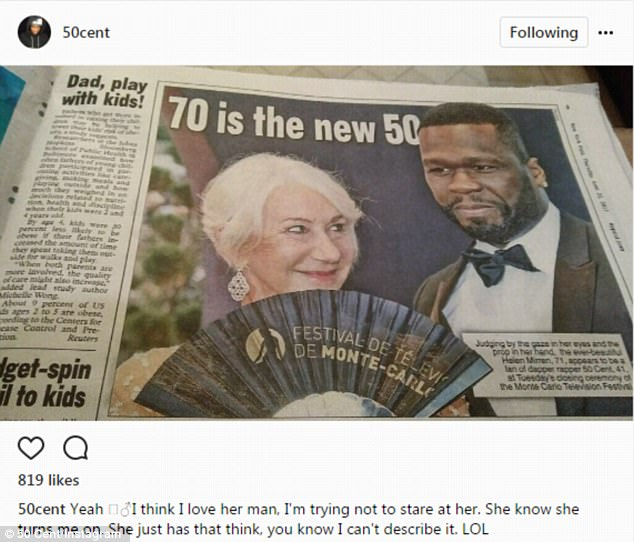 50 cent you cant