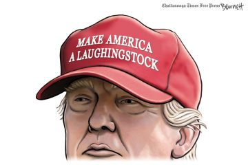 Clay Bennett / Chattanooga Times Free Press