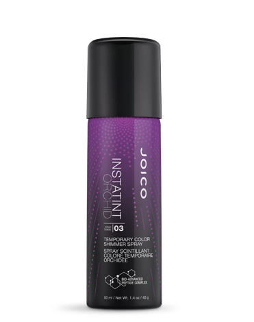 Joico InstaTint Orchid temporary color spray Price: $9.99