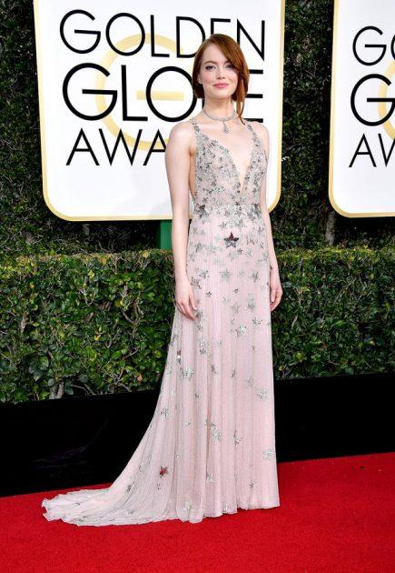 Emma Stone In Valentino.