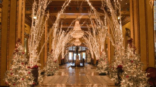 The Roosevelt, New Orleans.