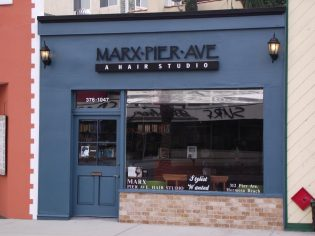 Marx Salon.