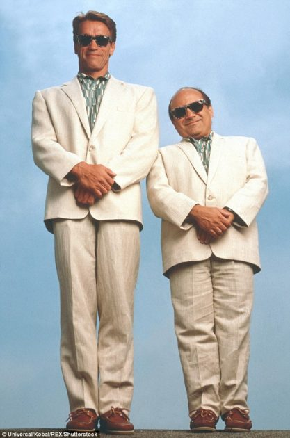 'Twins' Sequel Starring Danny DeVito ? But Why? - Daily ...
