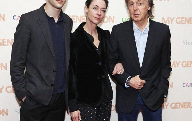 Paul McCartneys Look A Like Grandson