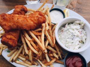 Our fish n' chips.