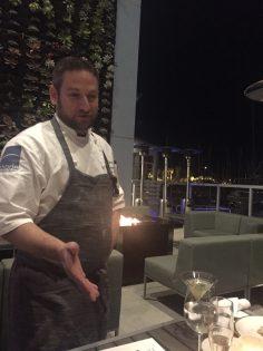 Chef Robbins.