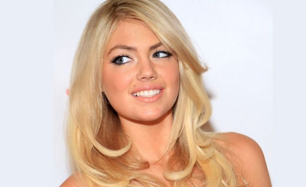 Kate Upton was also targeted in the nude photo hack.
