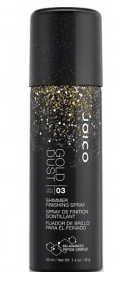 Gold Dust Shimmer Spray.