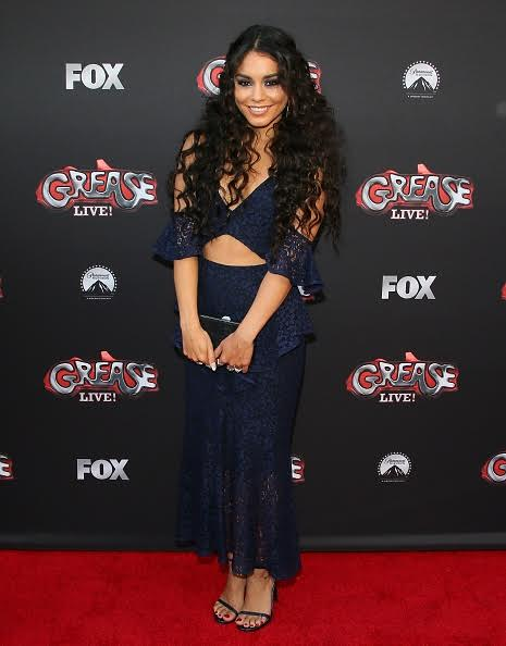 """HOLLYWOOD, CA - MAY 15: Vanessa Hudgens attends the For Your Consideration Event for FOX's """"Grease: Live"""" at the Paramount Studios on May 15, 2016 in Hollywood, California. (Photo by JB Lacroix/WireImage)"""