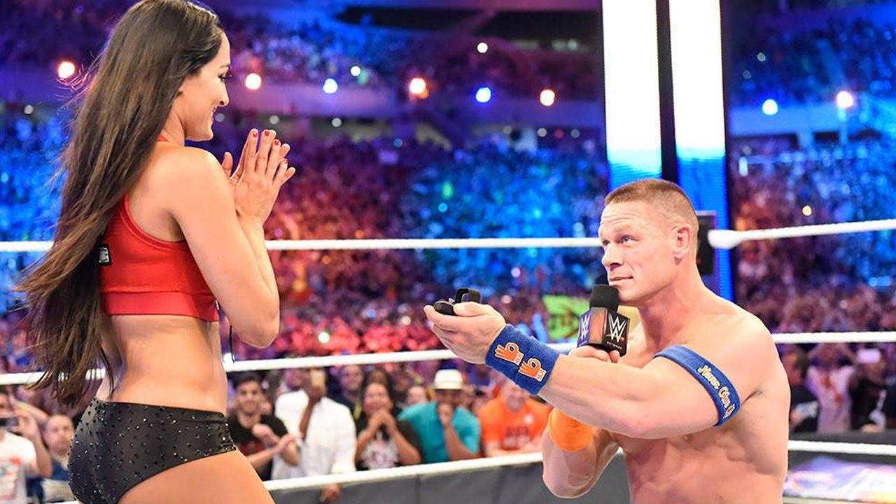 Behind the John Cena Nikki Bella Canceled Wedding - Daily Candid News