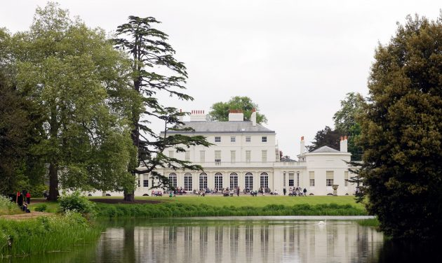 Prince Harry and Meghan Markle Move Into Frogmore Cottage ...