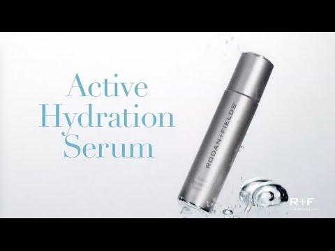 Rodan + Fields Active Hydration Serum : New Tech Skincare