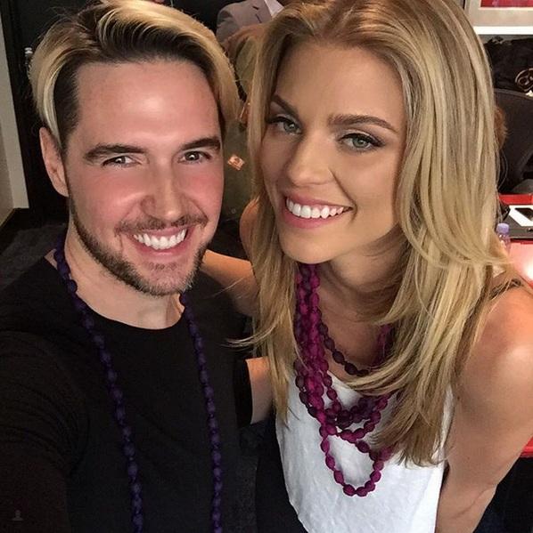 Joico Celebrity Hairstylist, Paul Norton